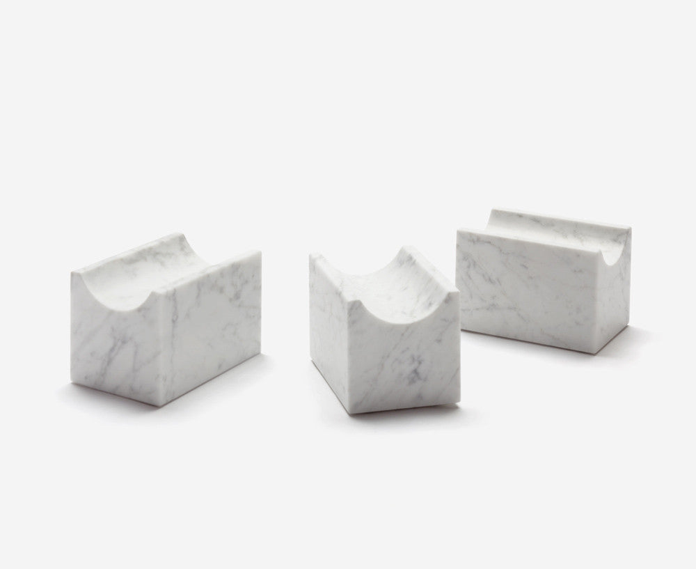 Carrara Marble Wine Holders | DSHOP