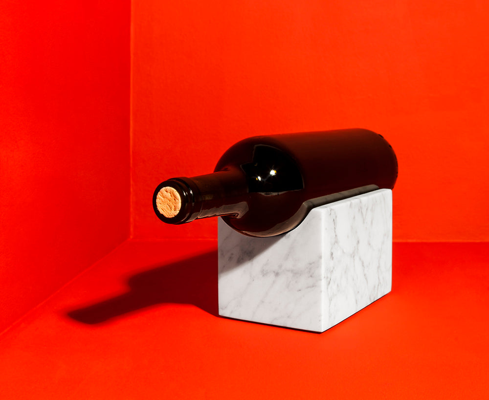 Marblelous Wine Holder by Aparentment | DSHOP