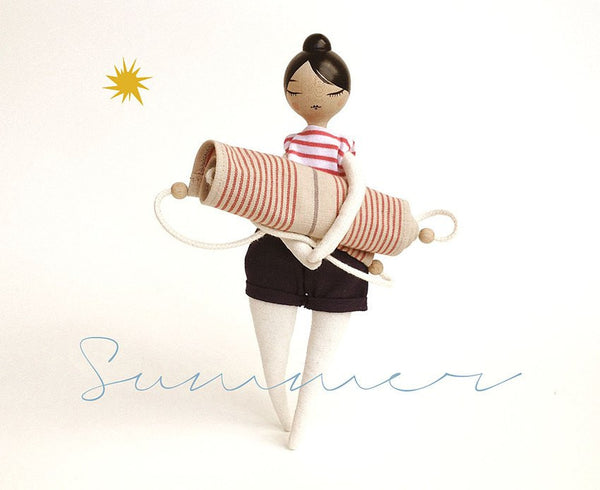 Summer Outfits (Doll Sold Separately)