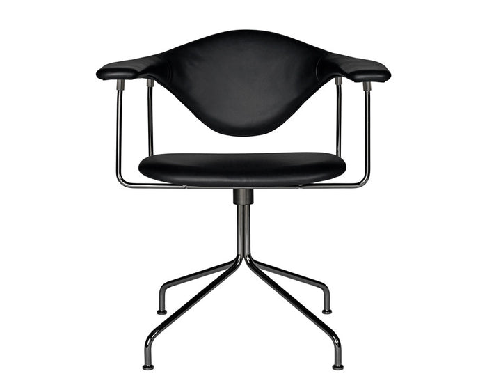 Masculo Chair with Swivel Base