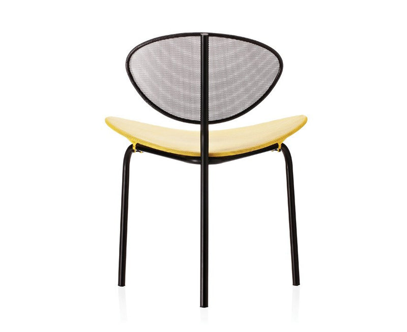 Nagasaki Chair - Black / Yellow | DSHOP
