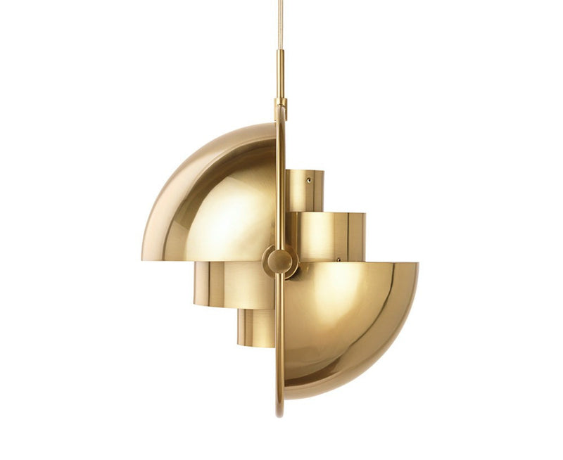Multi-Lite Pendant - All Brass | DSHOP