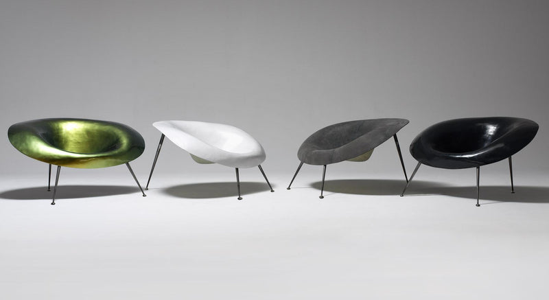 Nido Armchair by Imperfettolab