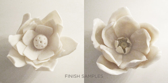 Porcelain Finish Samples
