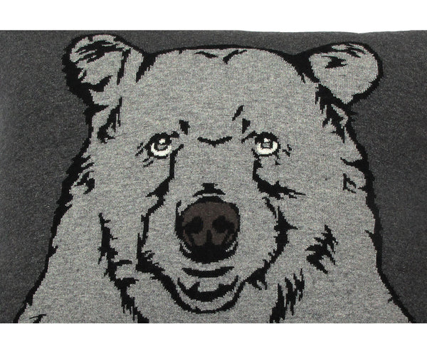 Bear Cashmere Blend Pillow | DSHOP