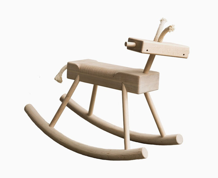 Robot Monkey Rocking Horse