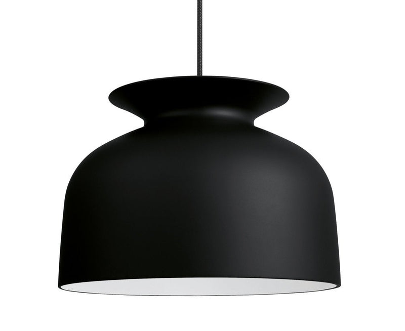 Ronde Pendant Light - Large - Charcoal Black | DSHOP