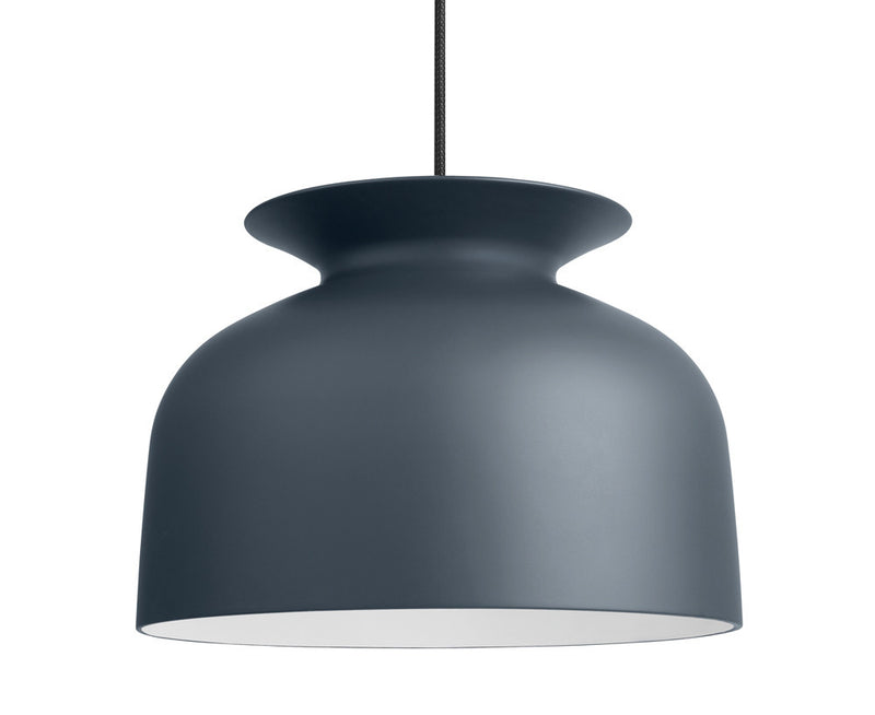 Ronde Pendant Light - Large - Anthracite Gray | DSHOP