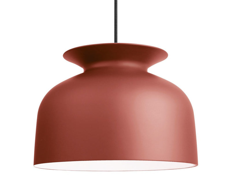 Ronde Pendant Light - Large - Rusty Red | DSHOP