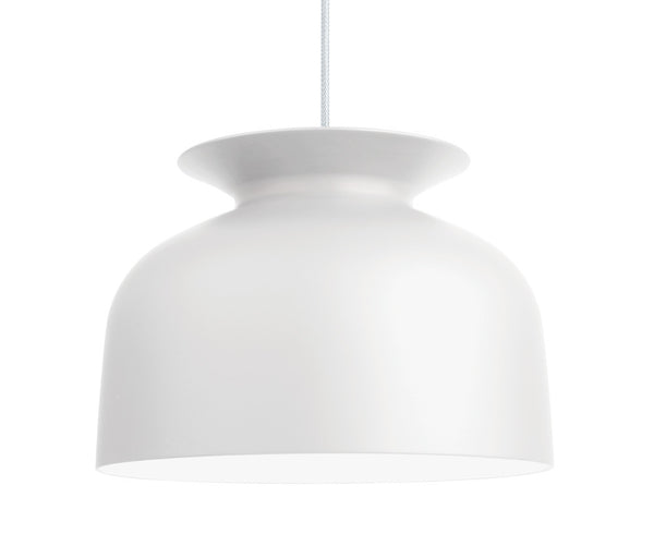 Ronde Pendant Light - Large - White Matte