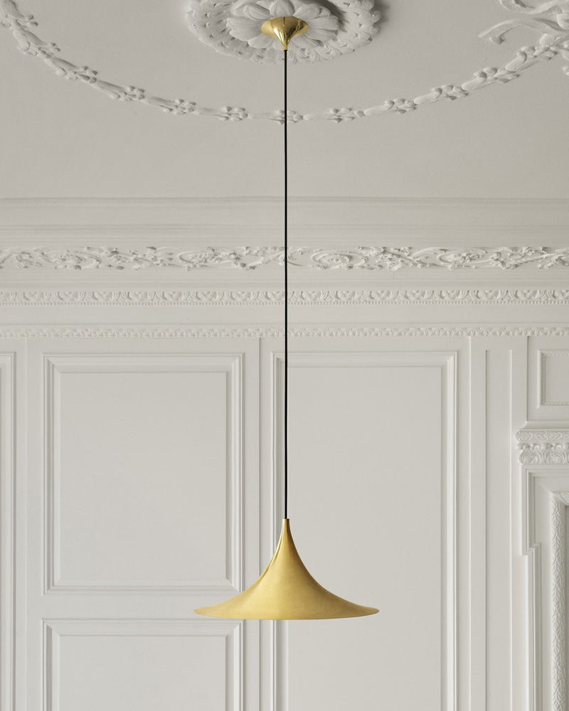 Semi Pendant Light by Bonderup & Thorup