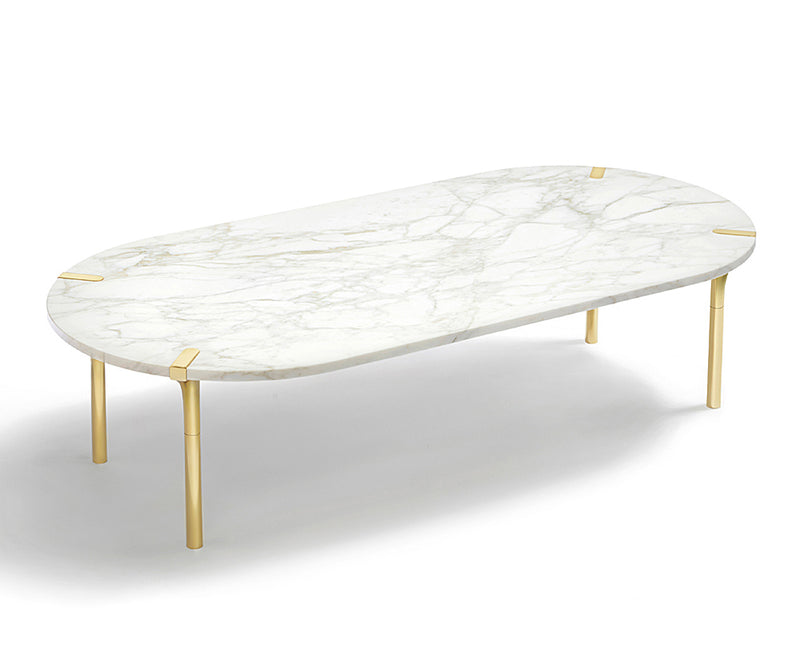 Anna by RabLabs Sereno Marble Coffee Table | DSHOP