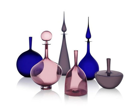 Straight Cone Petite Decanter