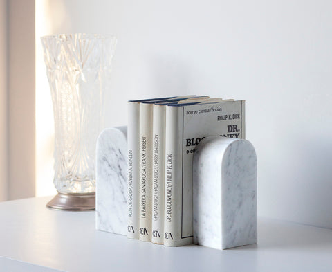 Triumph Bookends