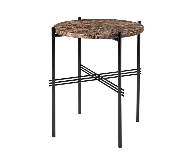 TS Lounge Table Small - Marble by Gubi | DSHOP
