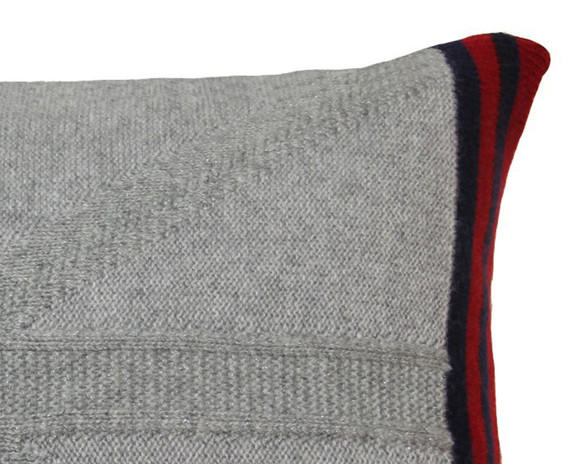 Rani Arabella Union Jack Cashmere Pillow | DSHOP