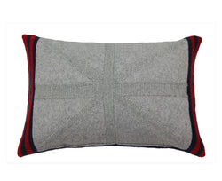 Union Jack Cashmere Pillow | DSHOP