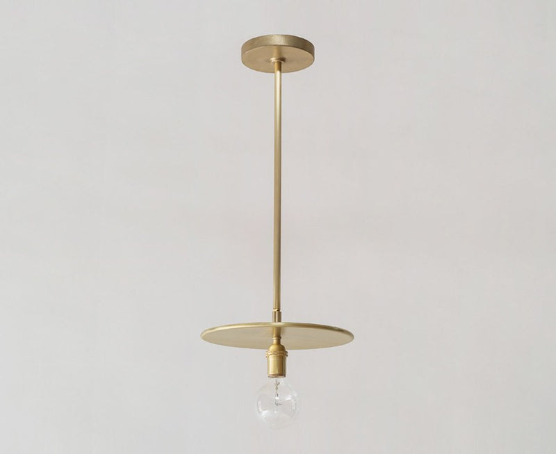 Brass Pendant Light by Workstead | DSHOP
