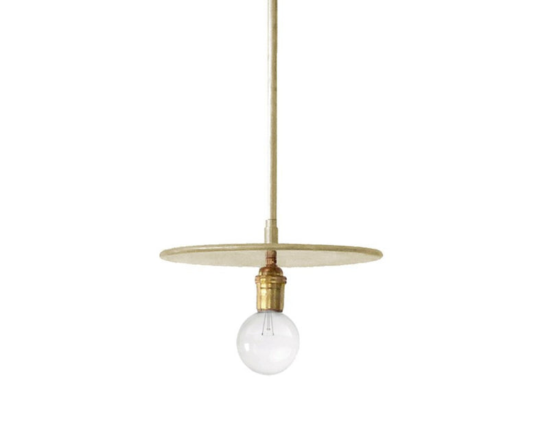 Workstead Brass Pendant Light | DSHOP