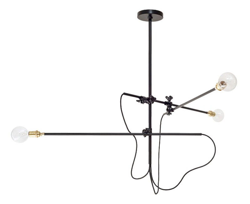 Workstead Industrial Chandelier | DSHOP