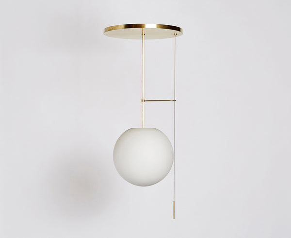 Brass Signal Globe by Workstead | DSHOP