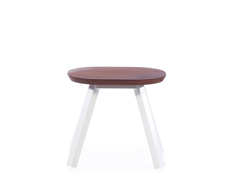 You & Me Stool - 20 Inch - Wood | DSHOP