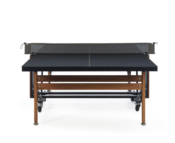 RS Folding Ping Pong Table - Black