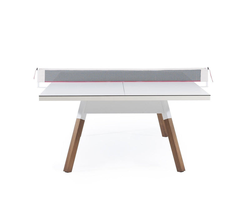 You & Me Ping Pong Table - Medium - White | DSHOP