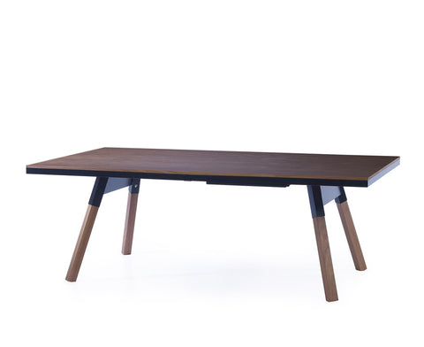 You & Me Ping Pong Table - Walnut