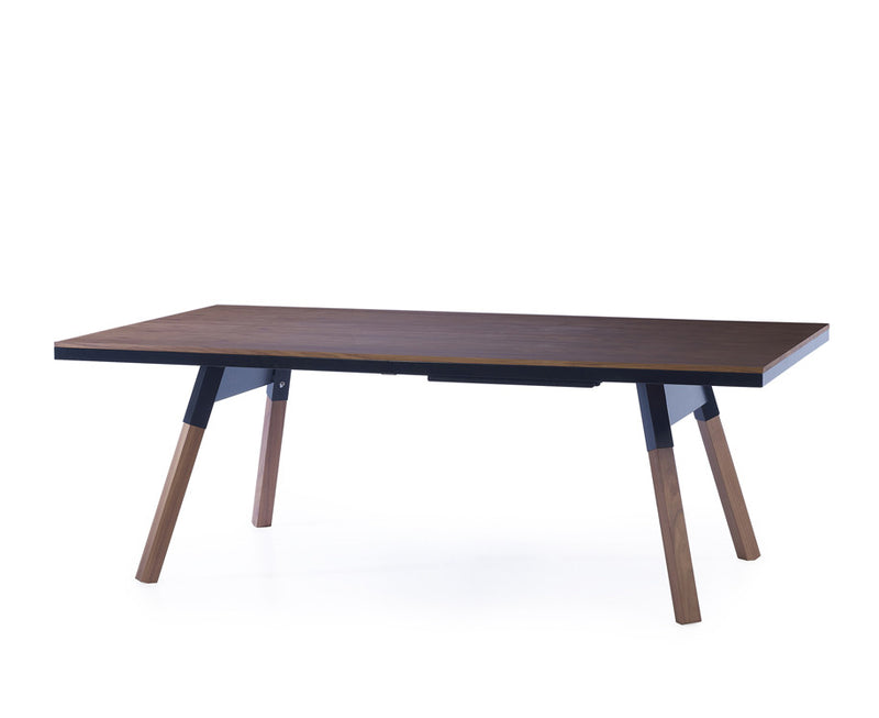You & Me Luxury Ping Pong Table - Walnut | DSHOP