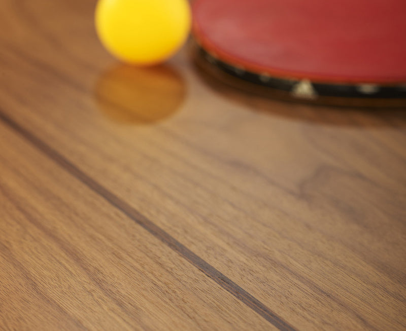RS Barcelona You & Me Ping Pong Table - Walnut | DSHOP