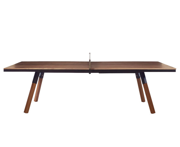 You & Me Ping Pong Table - Walnut | DSHOP