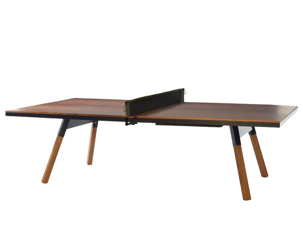 You & Me Ping Pong Table - Walnut by RS Barcelona | DSHOP