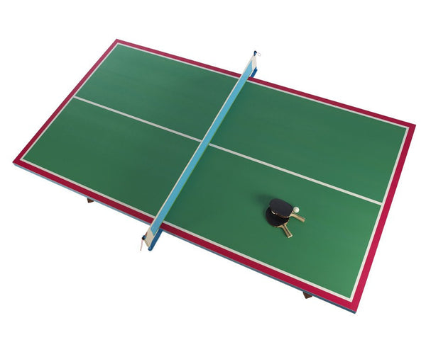You & Me Zuzunaga Ping Pong Table - Green