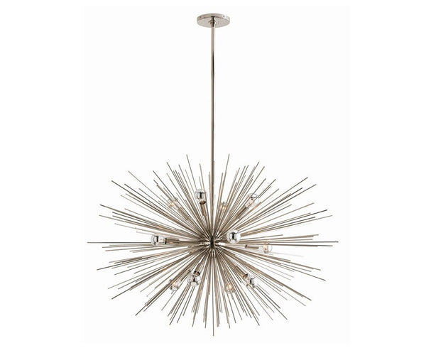 Zanadoo Starburst Chandelier - Large