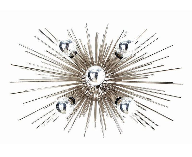 Zanadoo Sconce in Polished Nickel | DSHOP
