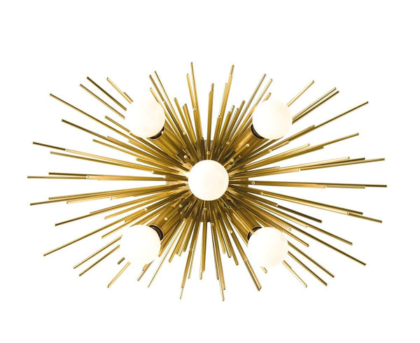 Zanadoo Sconce in Brass | DSHOP