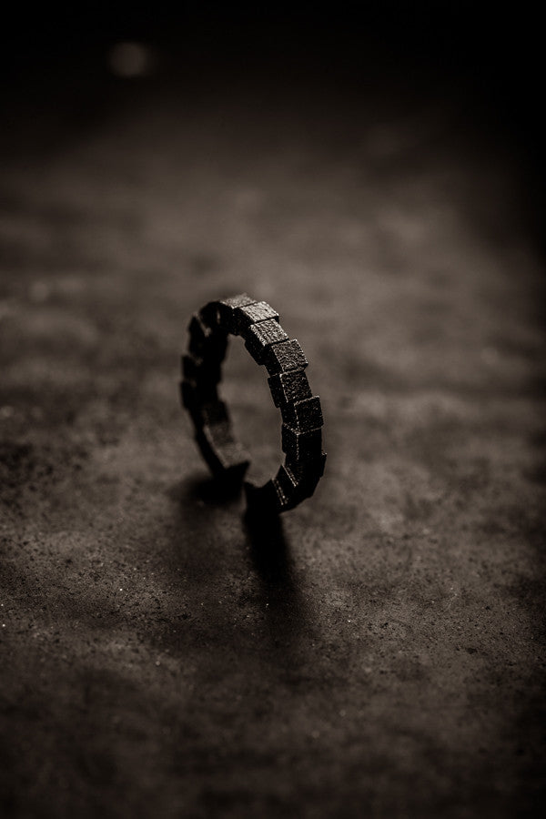 Cubii matte black ring 1.1