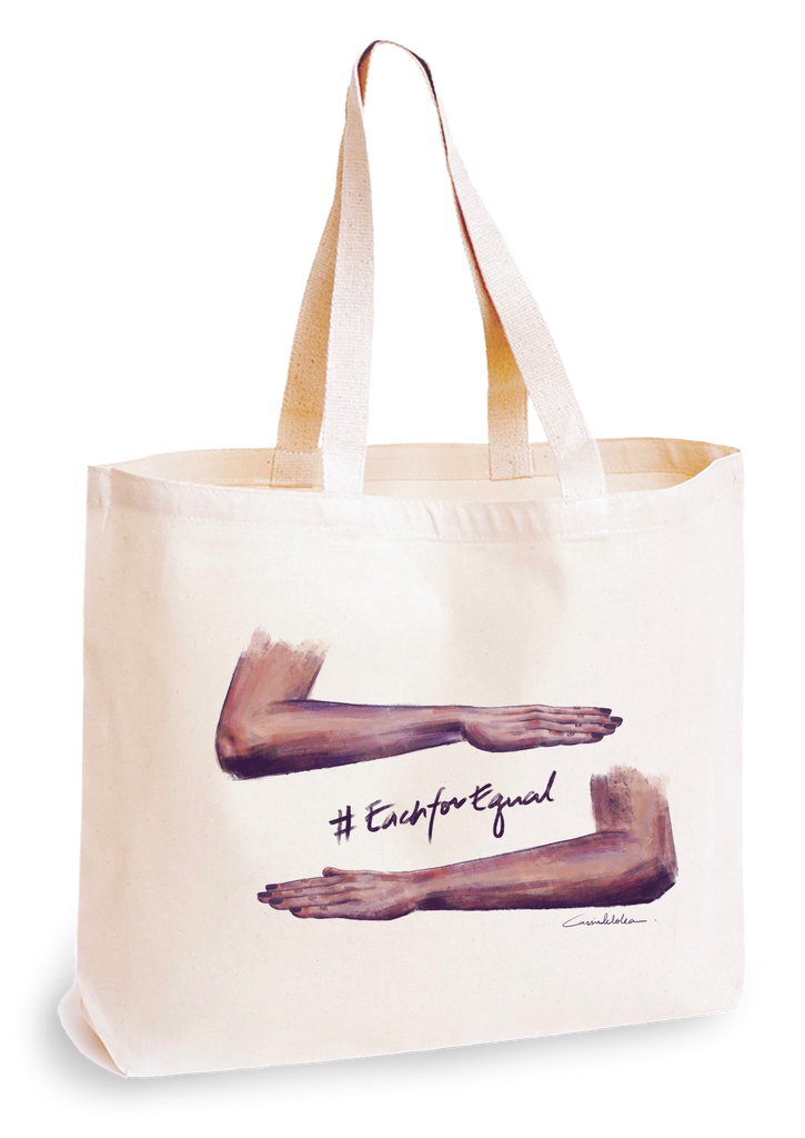 #EachforEqual Tote Bag Project
