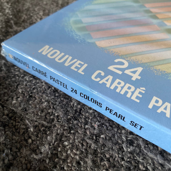 Nouvel Carré Pastel 24-Pearl Colour