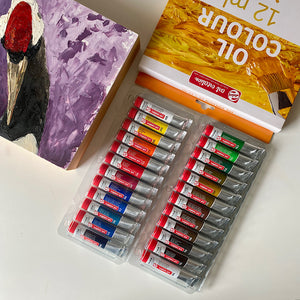 Talens Art Creation Oil Colour - 24 colour set