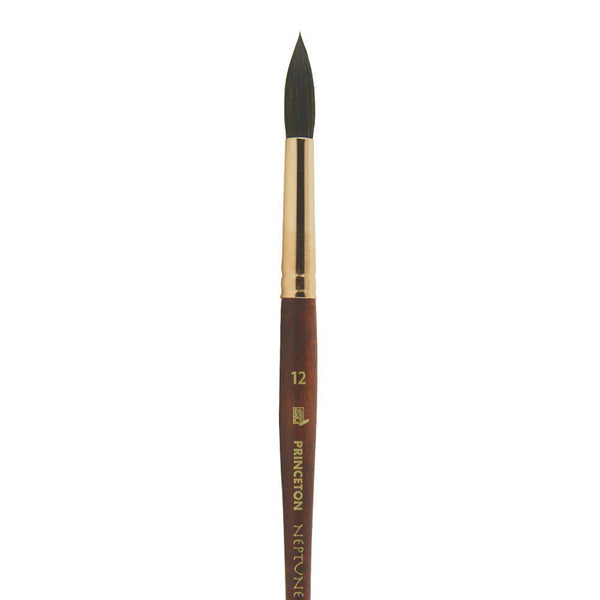 Princeton Neptune 4750 Series | Synthetic Squirrel | Round Brush