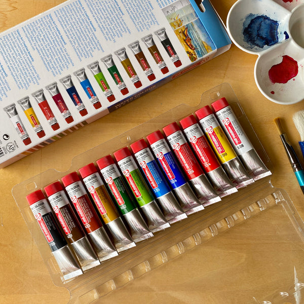 Talens Art Creation Watercolour - 12 colour set