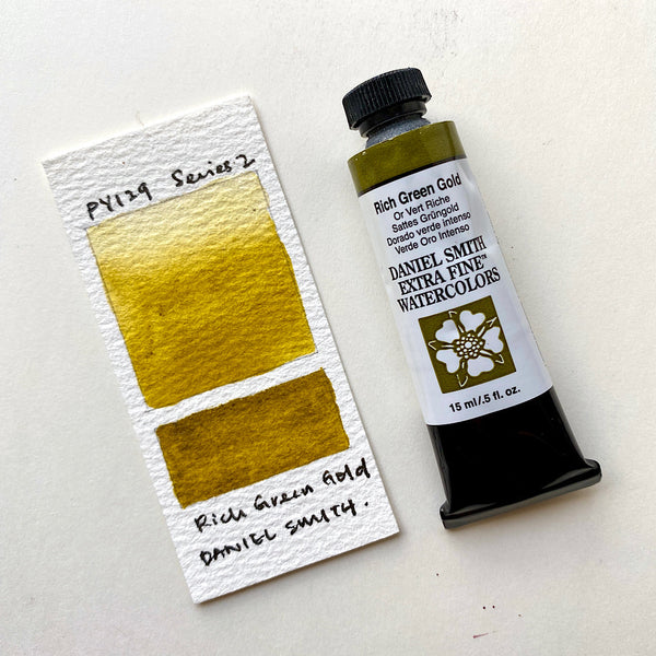 Daniel Smith Extra Fine Watercolour | Hand Poured Half Pan