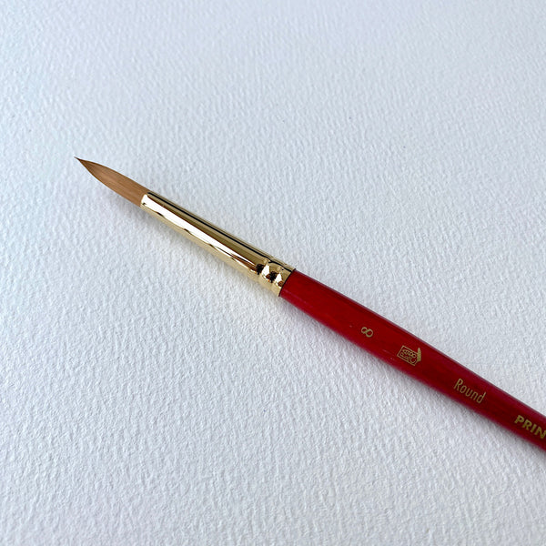 Princeton Heritage 4050 Series | Synthetic Sable | Round Brush