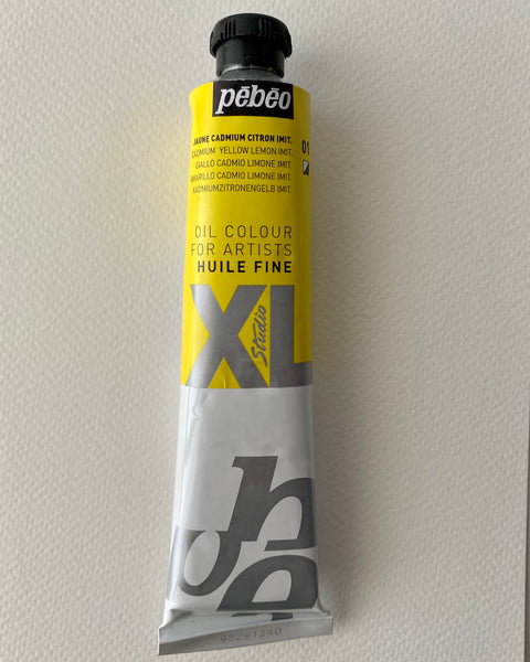 Pēbēo Studio Fine XL Oil Paint | 80ml tubes
