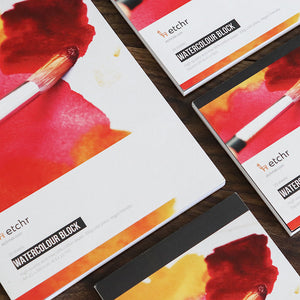Etchr Paper Block | Cold Press