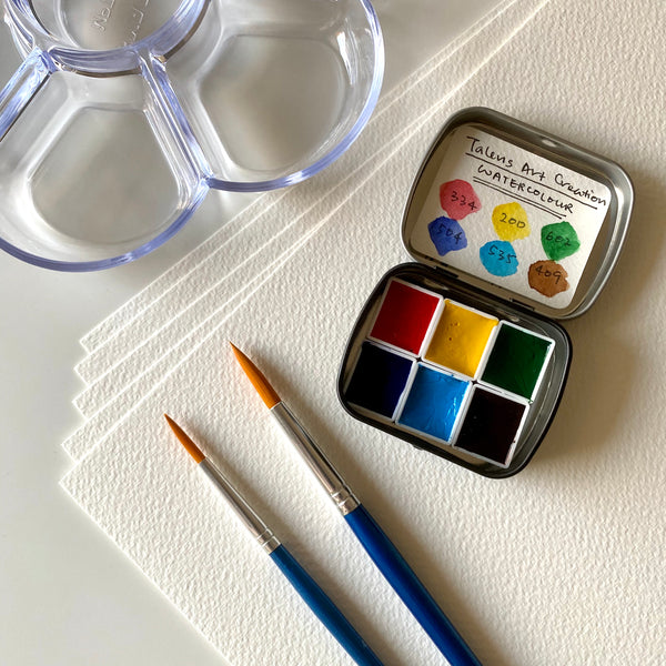 Watercolour Starter Kit