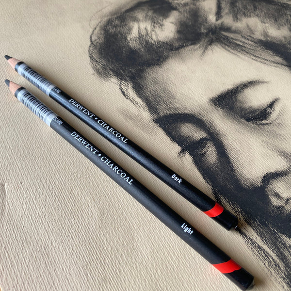 Derwent Charcoal Pencil