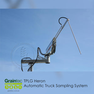 Automatic Truck Sampling